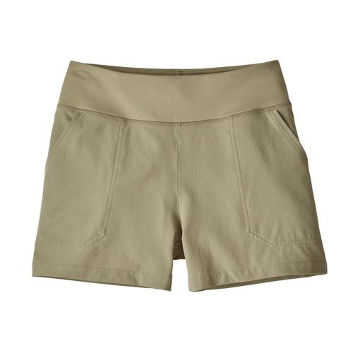 Patagonia Women's Happy Hike Shorts – 4in Shle_shale