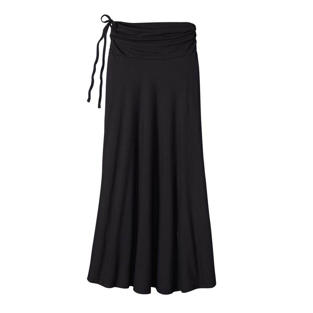 Patagonia Women's Kamala Maxi Skirt BLK_BLACK