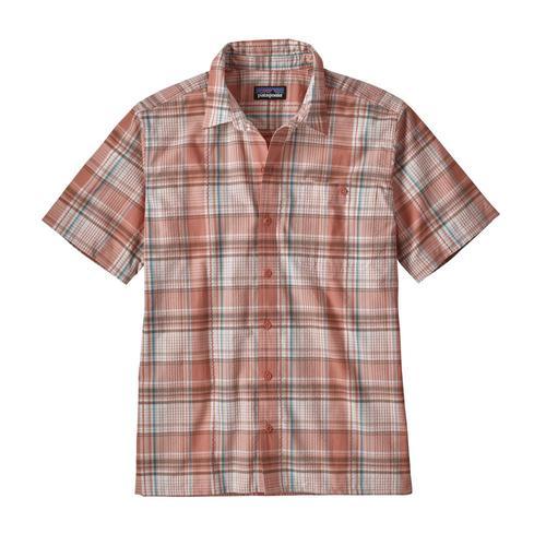Patagonia Men's Puckerware Shirt Cpfp_flpnk