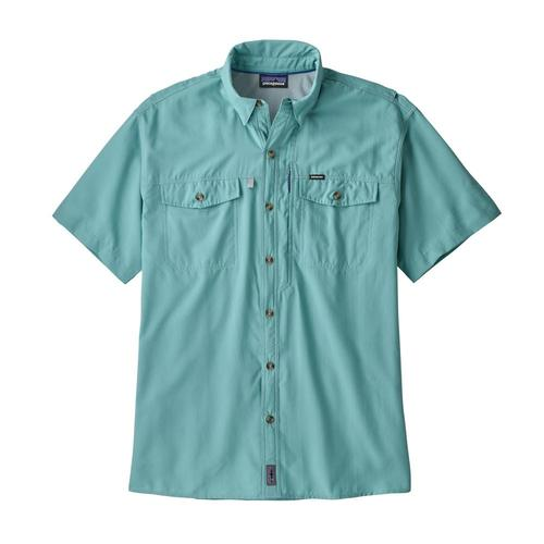 Patagonia Men's Sol Patrol II Shirt Dabl_blu