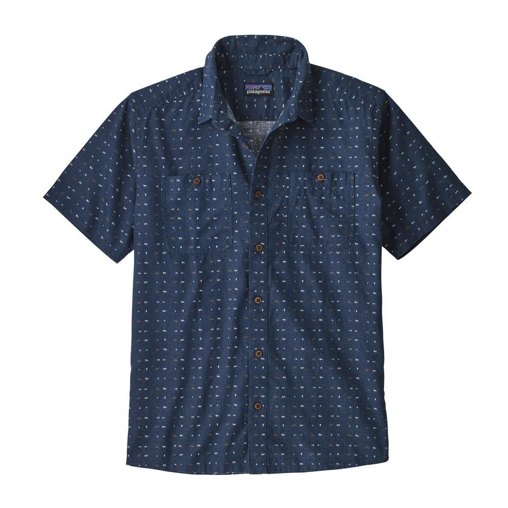 Patagonia Men's Back Step Shirt TMST_TBLU
