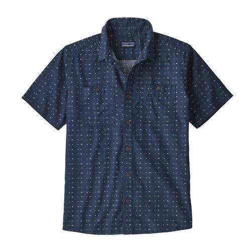 Patagonia Men's Back Step Shirt Tmst_tblu