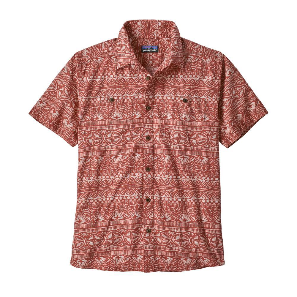 Patagonia Men's Back Step Shirt TRNA_ADOBE