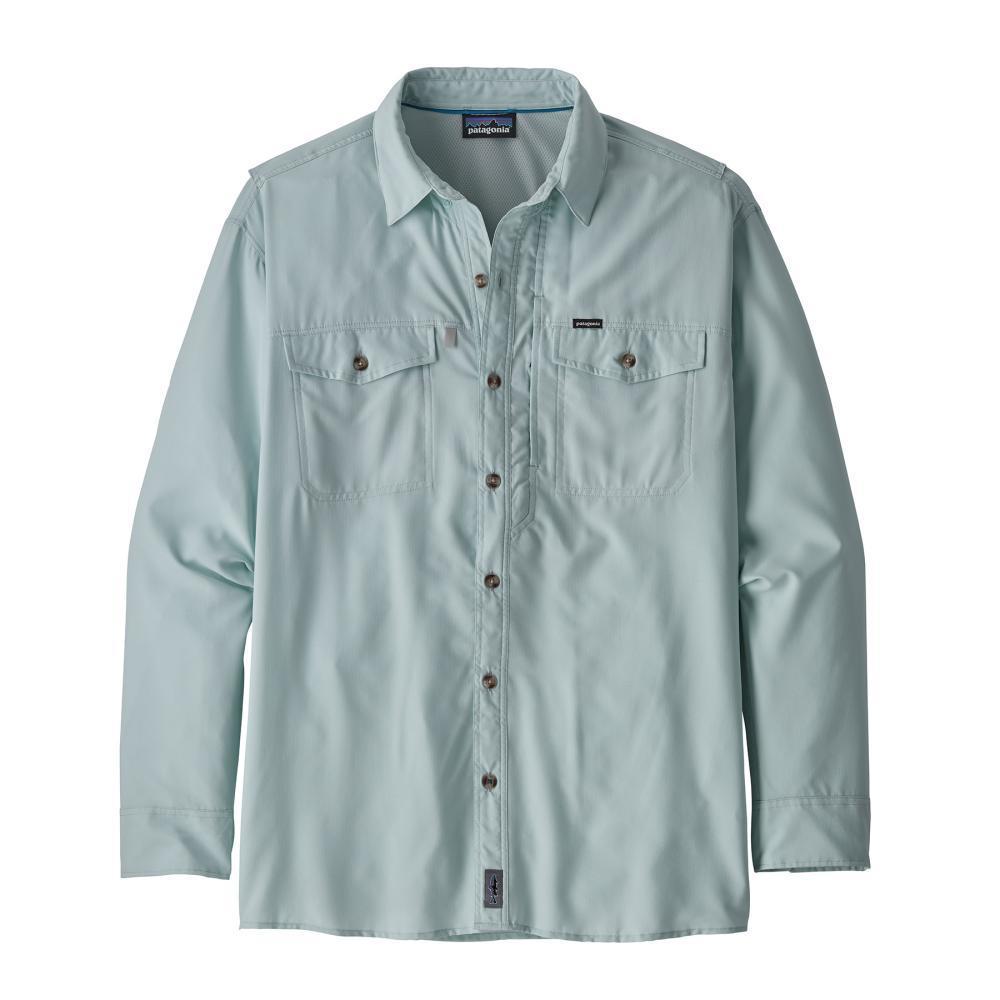 Patagonia Men's Long Sleeved Sol Patrol II Shirt ATBL_BLUE