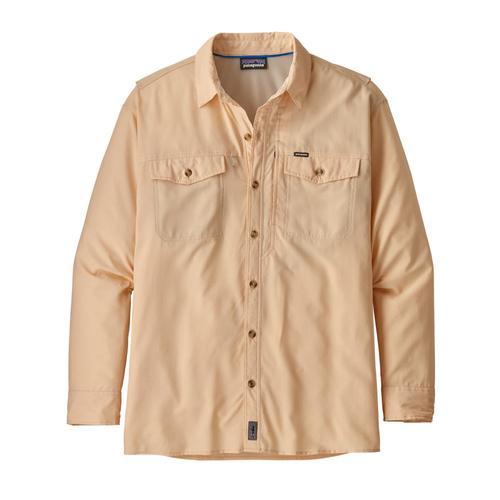 Patagonia Men's Long Sleeved Sol Patrol II Shirt Lpes_sherb