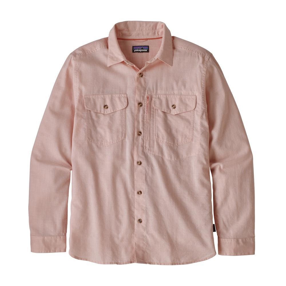 Patagonia Men's Long Sleeved Cayo Largo II Shirt CPSB_PCH