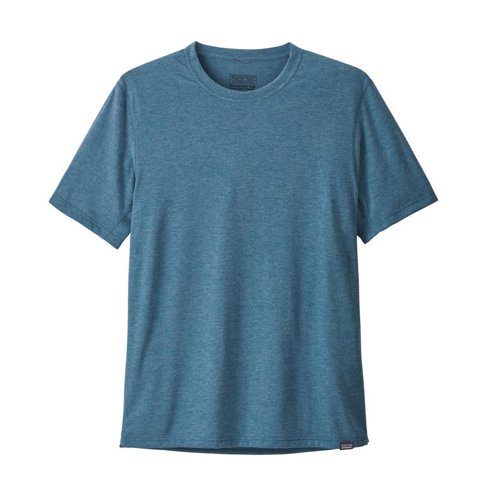 Patagonia Men's Capilene Cool Trail Shirt BSRB_BLUE