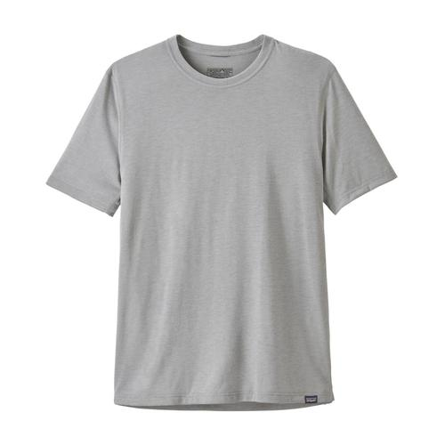 Patagonia Men's Capilene Cool Trail Shirt Fea_grey