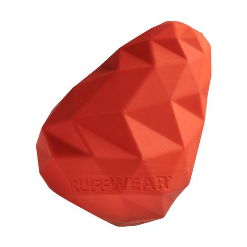 Ruffwear's Gnawt-a-Cone Dog Toy Sockeye_red