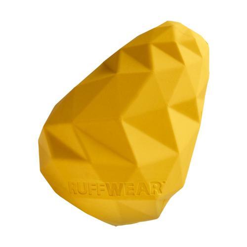 Ruffwear Gnawt-a-Cone Dog Toy Dandelion_yellow