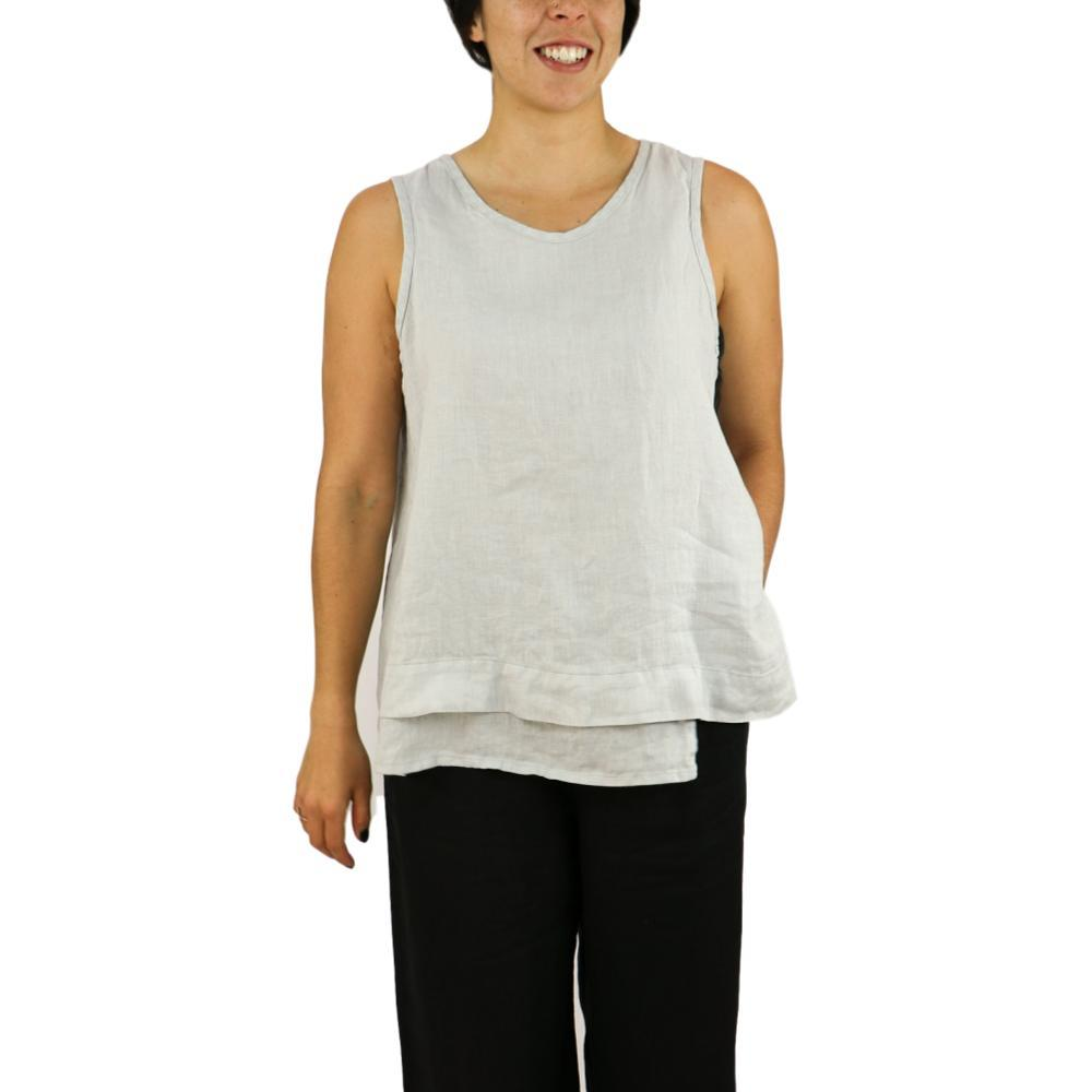 FLAX Women's Vancouver Tank Top DOVE