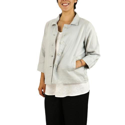 FLAX Women's Tour Jacket Dove