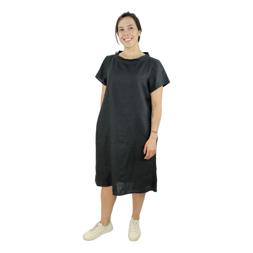 FLAX Women's Truly Dreamy Dress BLACK