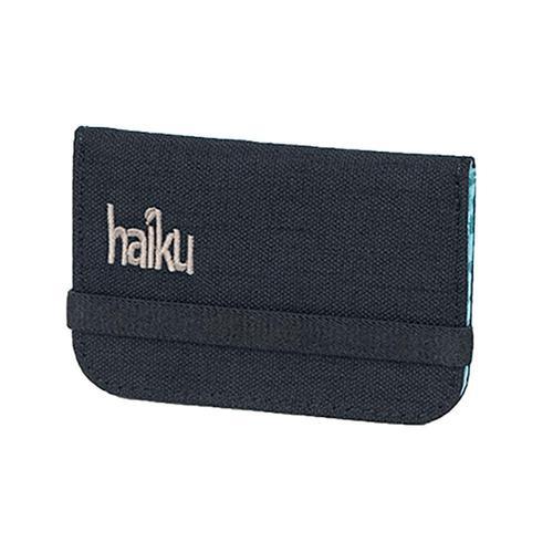 Haiku RFID Mini Wallet Blackmorel