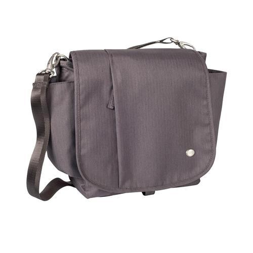 Haiku To Go Convertible Messenger Bag Shale