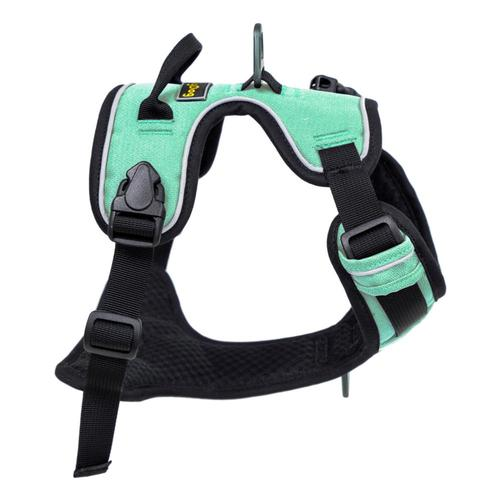 OllyDog Alpine Reflective Harness - Large Bermuda