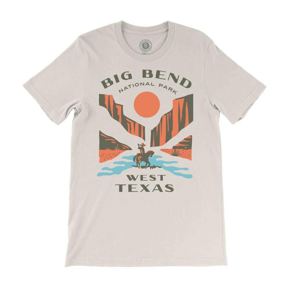 Parks Project Unisex Big Bend West Texas Tee NATURAL