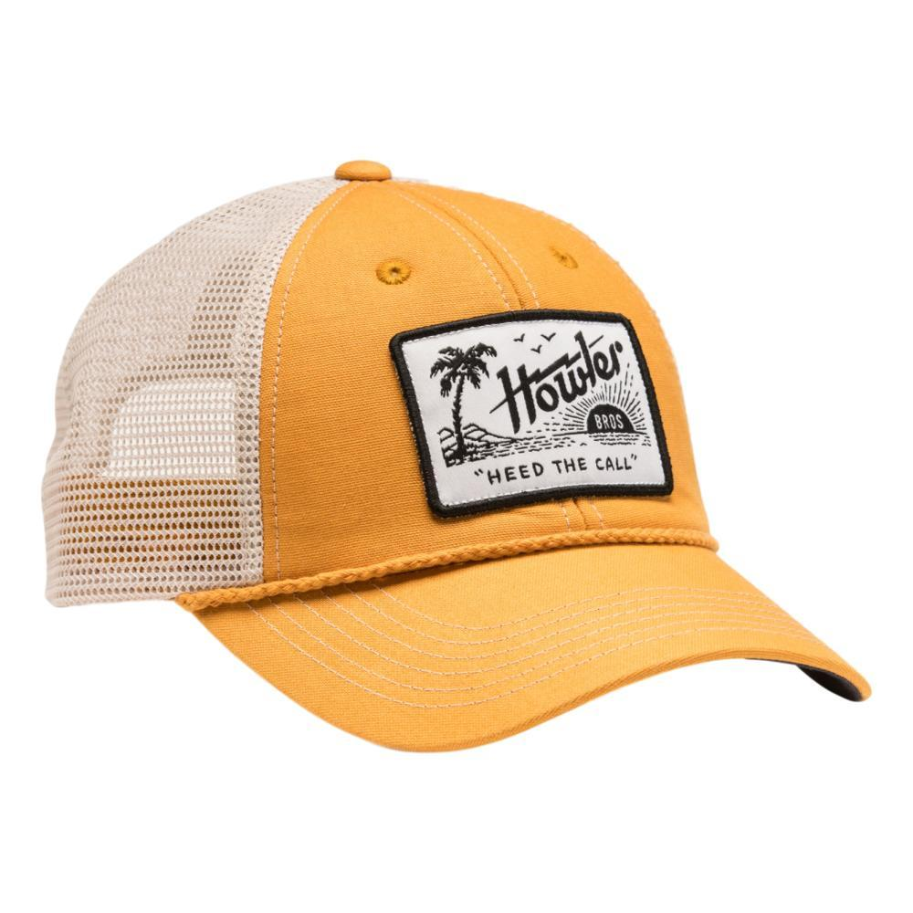 Howler Brothers Paradise Standard Hat YELLOW