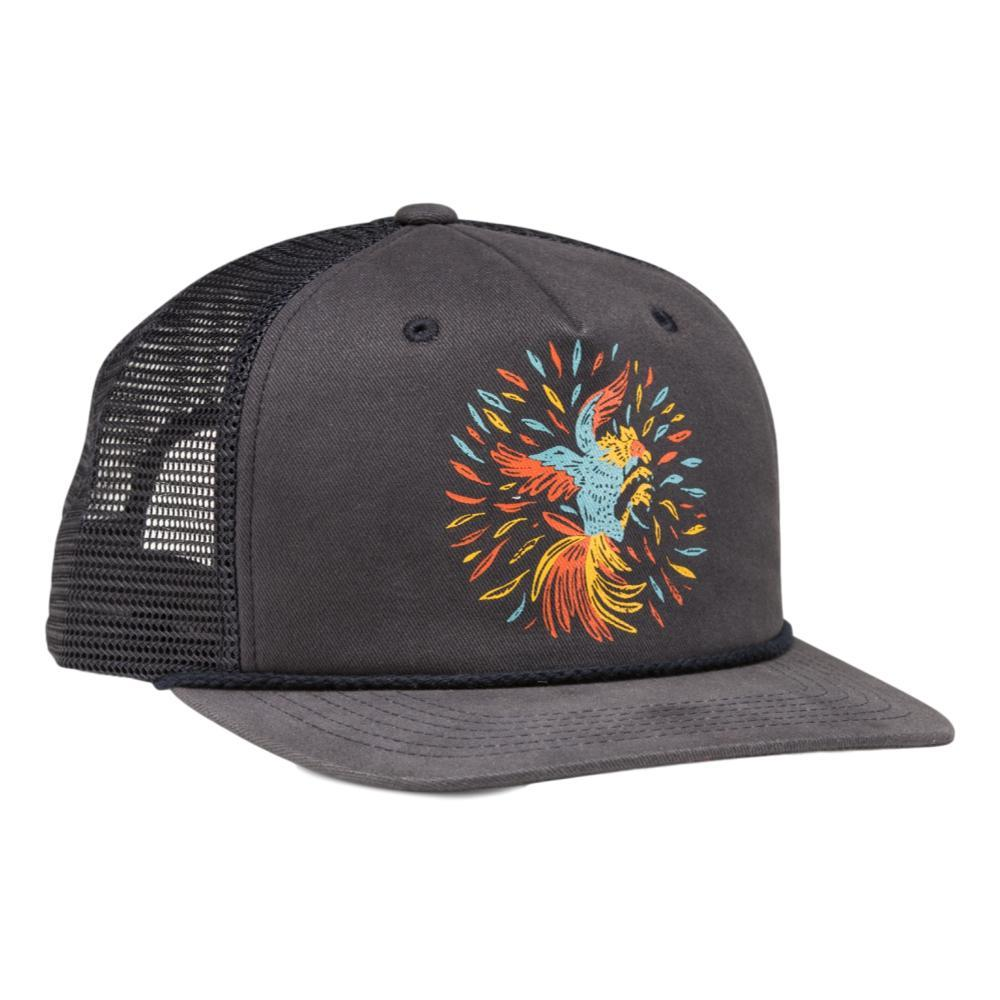 Howler Brothers Gallo Solo Snapback Hat NAVYGREY