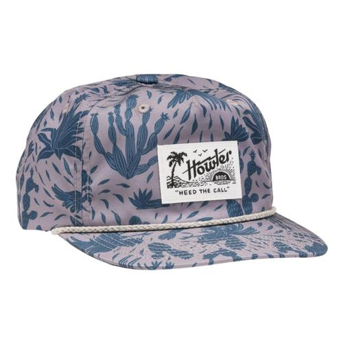 Howler Brothers Gallos Galore Unstructured Snapback Hat Navygrey