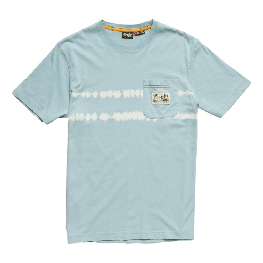 Howler Brothers Men's Dazed Horizon Classic Pocket T-Shirt SEASPRAY