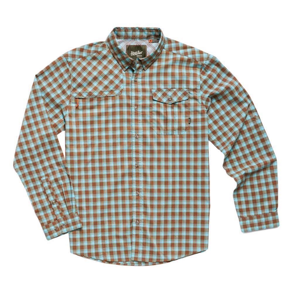 Howler Brothers Men's Matagorda Long Sleeve Shirt BLUTIERRA