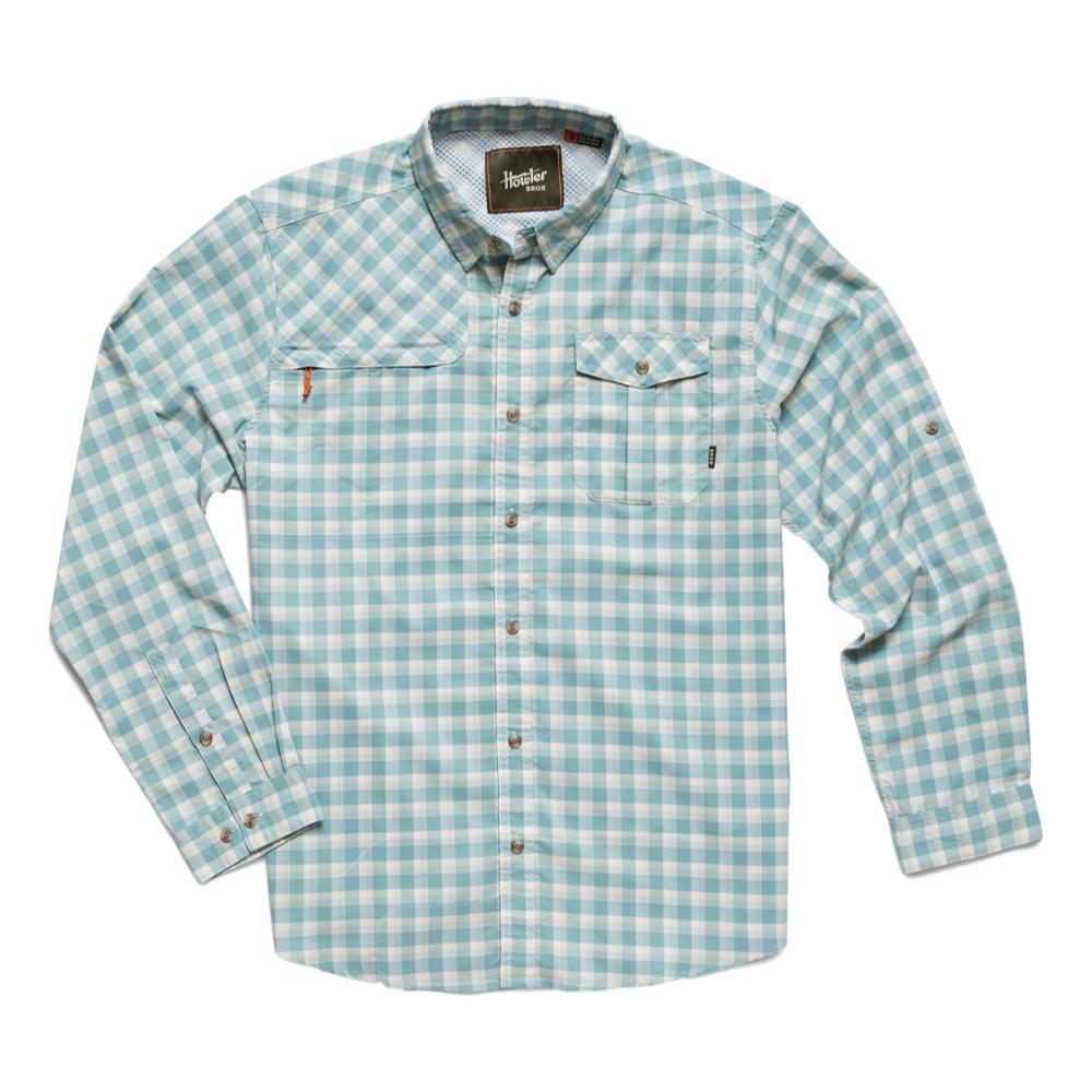 Howler Brothers Men's Matagorda Long Sleeve Shirt SEASPRAY