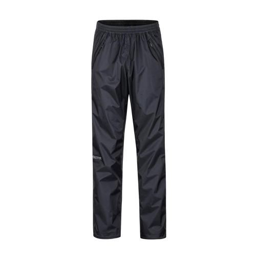 Marmot Men's PreCip Eco Full Zip Pants - 30in Black001