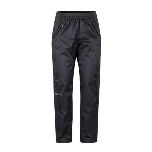 Marmot Women's PreCip Eco Full Zip Pants Black001