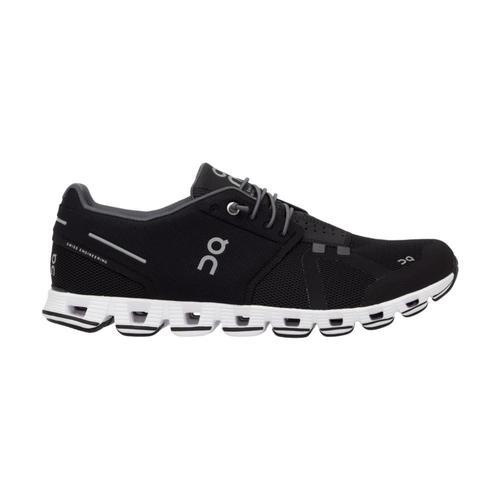On Women's Cloud Running Shoes Blk.Wht
