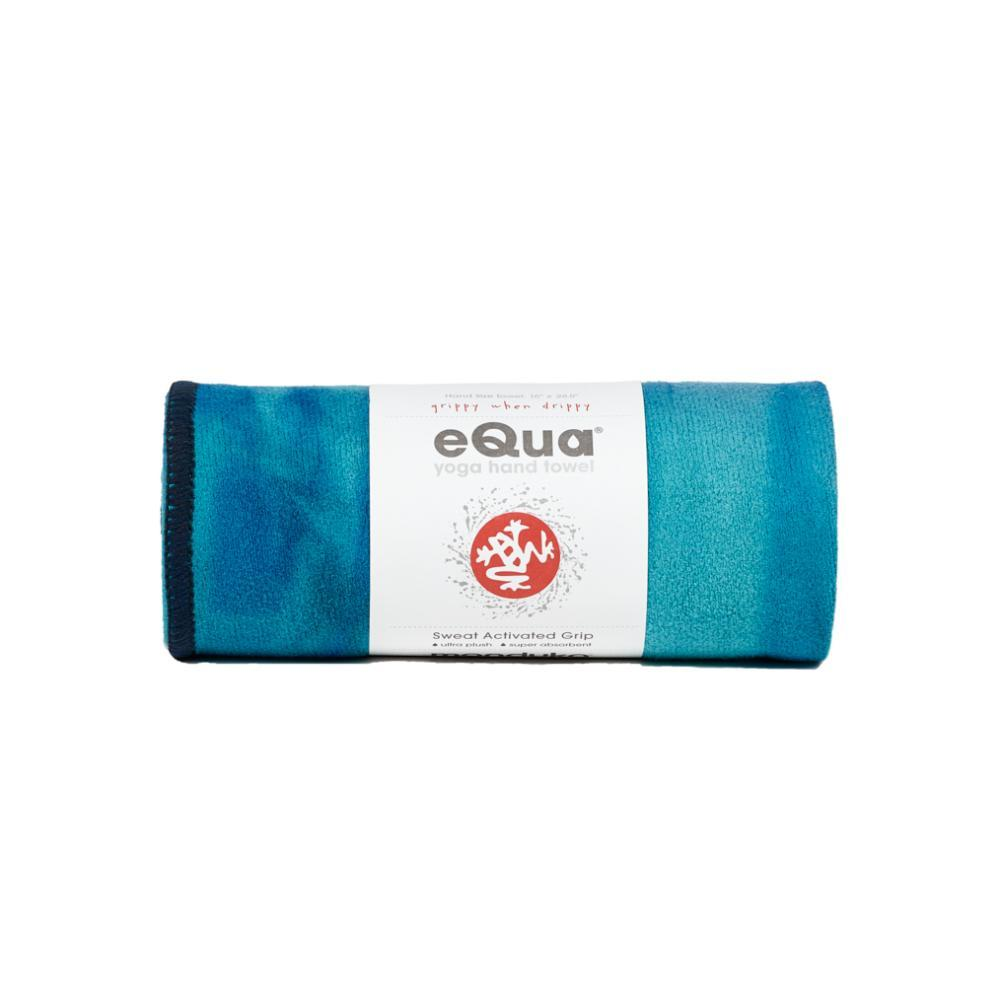 Manduka eQua Yoga Towel - Pacific Blue HD PACIFIC_BLUE_HD