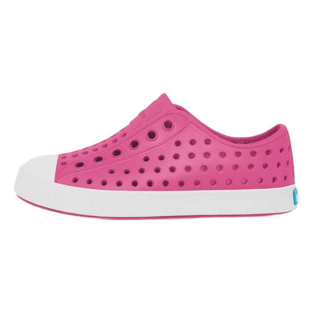 Native Kids Jefferson Shoes HPINK_SWHT