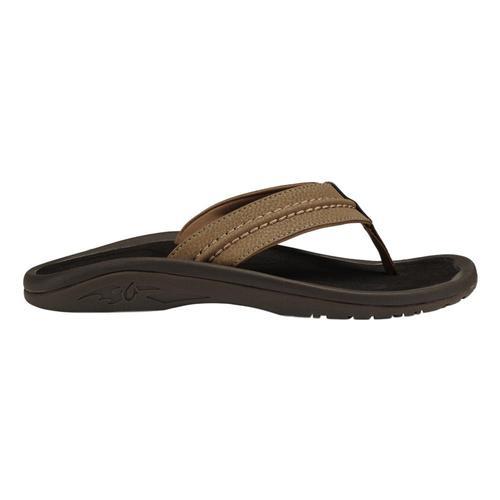 OluKai Men's Hokua Sandals Tan.Tan_3434