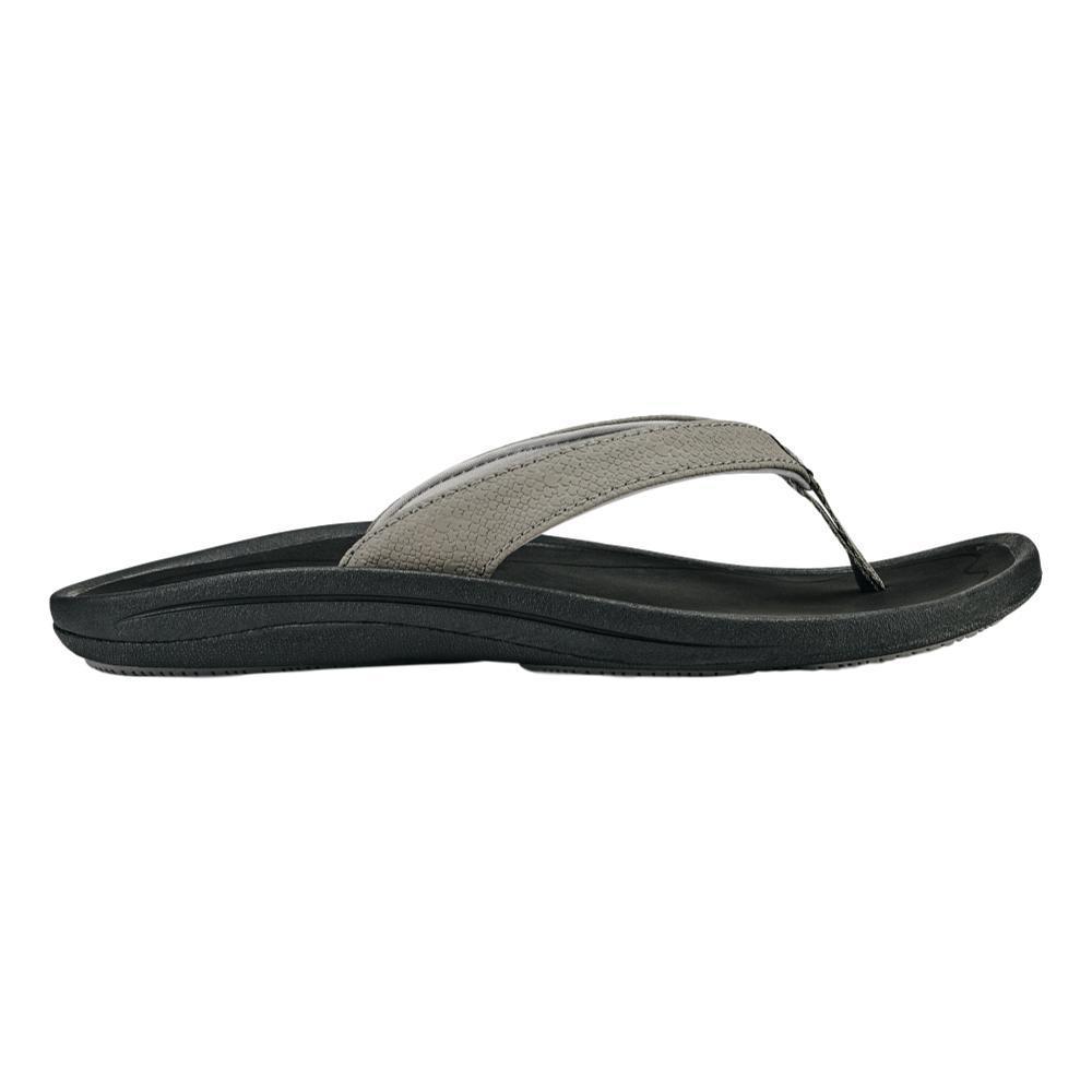 OluKai Women's Kulapa Kai Sandals FOG.BLK_7B40