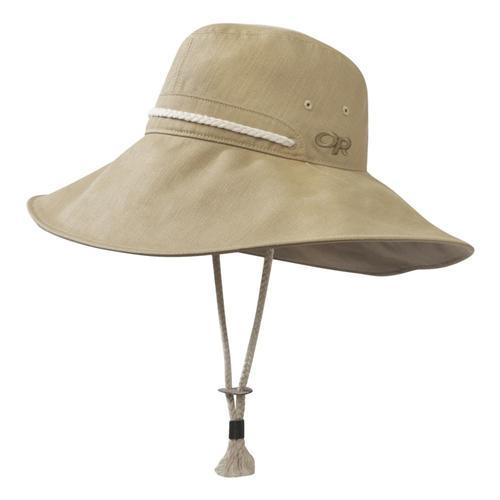 Outdoor Research Women's Bugout Mojave Sun Hat Khaki_0800