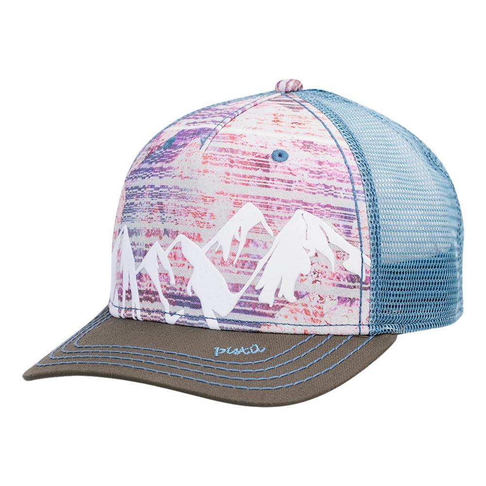 Pistil Women's McKinley Trucker Hat ORCHID_ORC