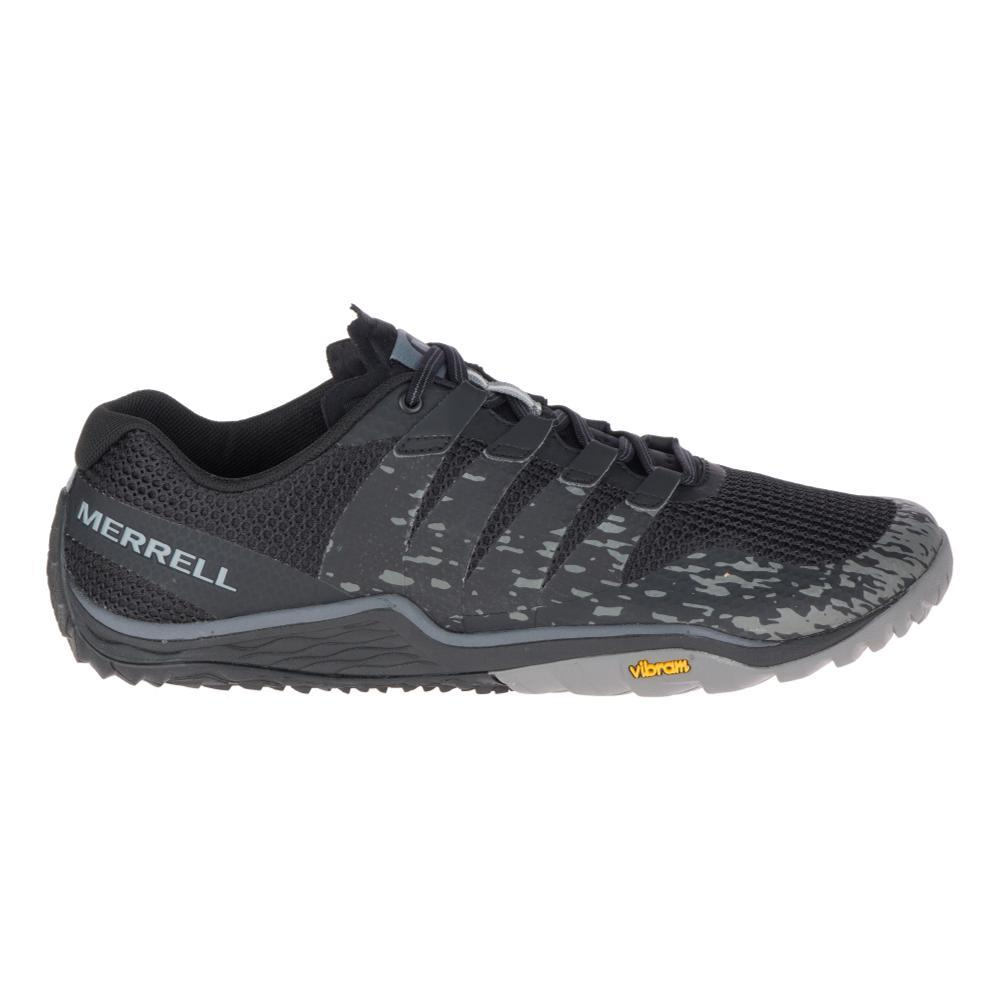 Merrell Men's Trail Glove 5 Running Shoes BLACK