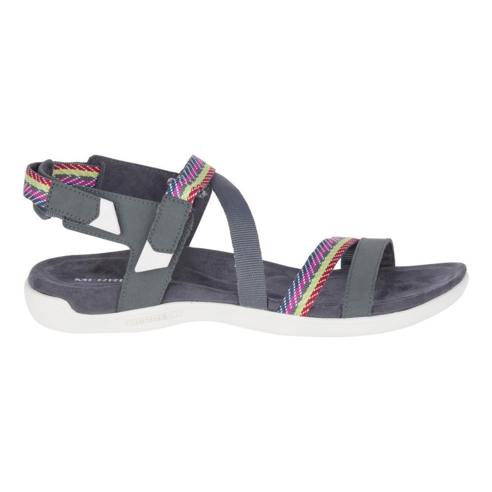 Merrell Women's District Mendi Backstrap Sandals TURBLNCGRY