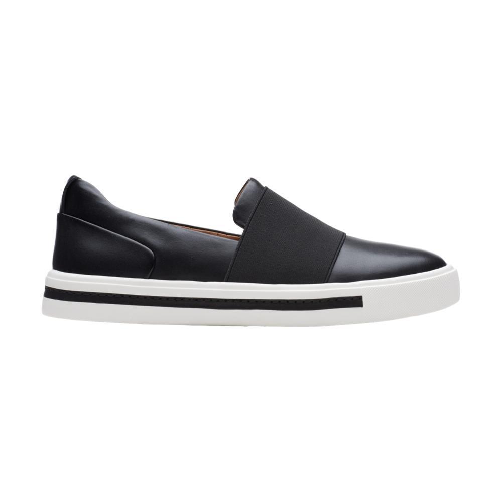 Clarks Women's Un Maui Step Sport Shoes BLACK