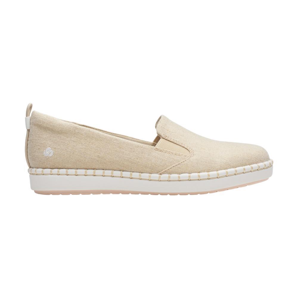 Clarks Women's Step Glow Slip Shoes SOFGOLD