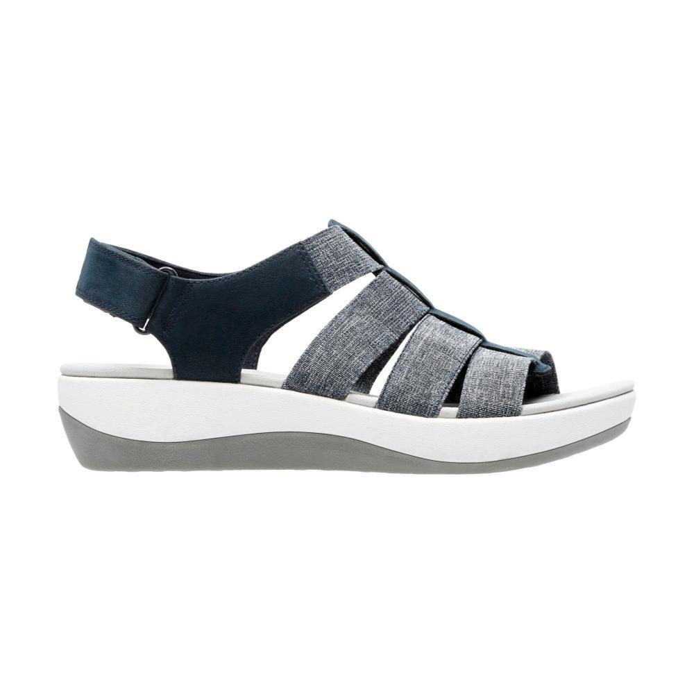 Clarks Women's Arla Shaylie Sandals NAVYHTHR