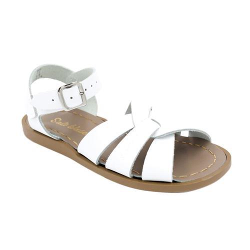 Hoy Shoe Co Kids Original Salt-Water Sandals White83
