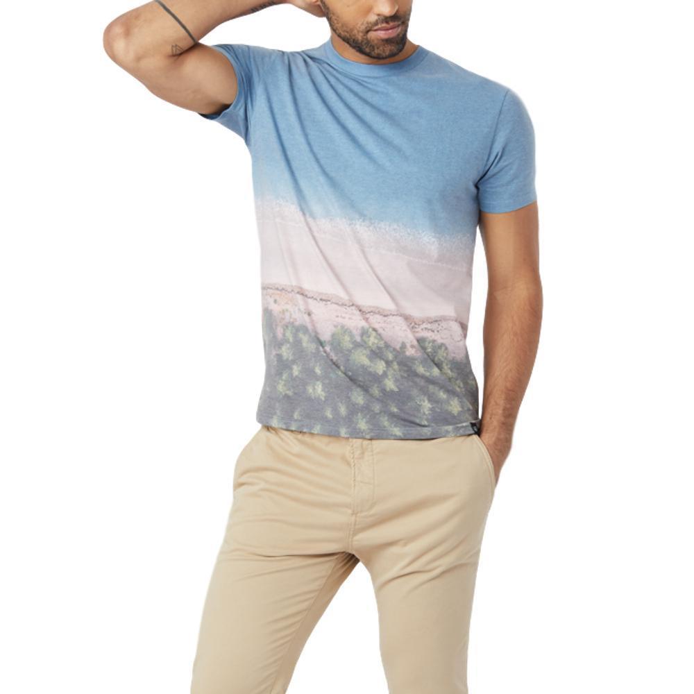 tentree Men's View T Shirt BEACHFLYSU
