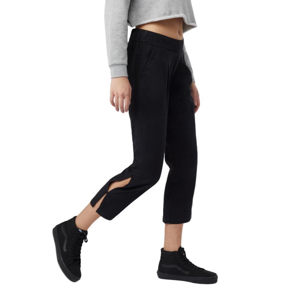 tentree Women's Langford 7/8 Pants METEORITE