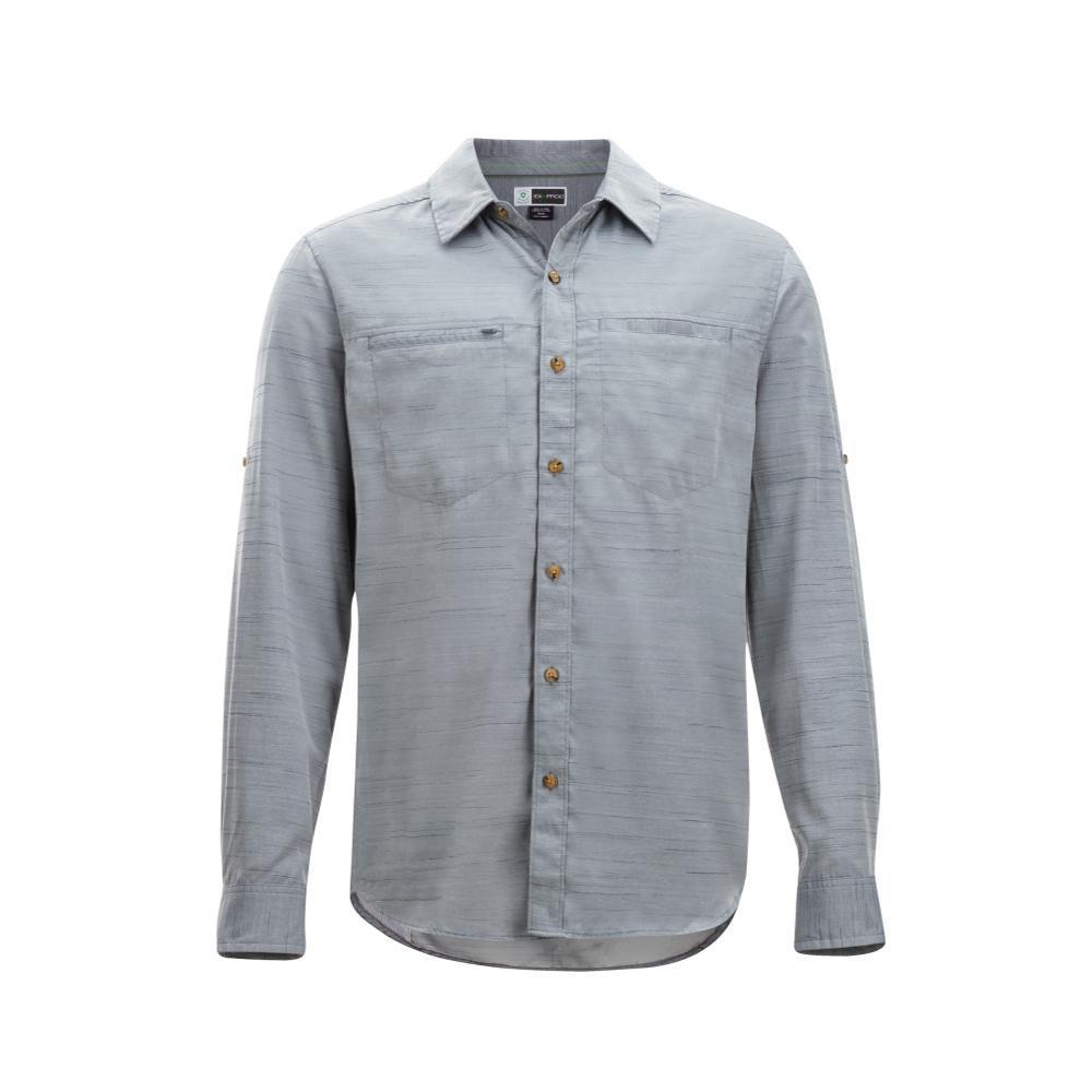 ExOfficio Men's BugsAway San Gil Long Sleeve Shirt NAVY