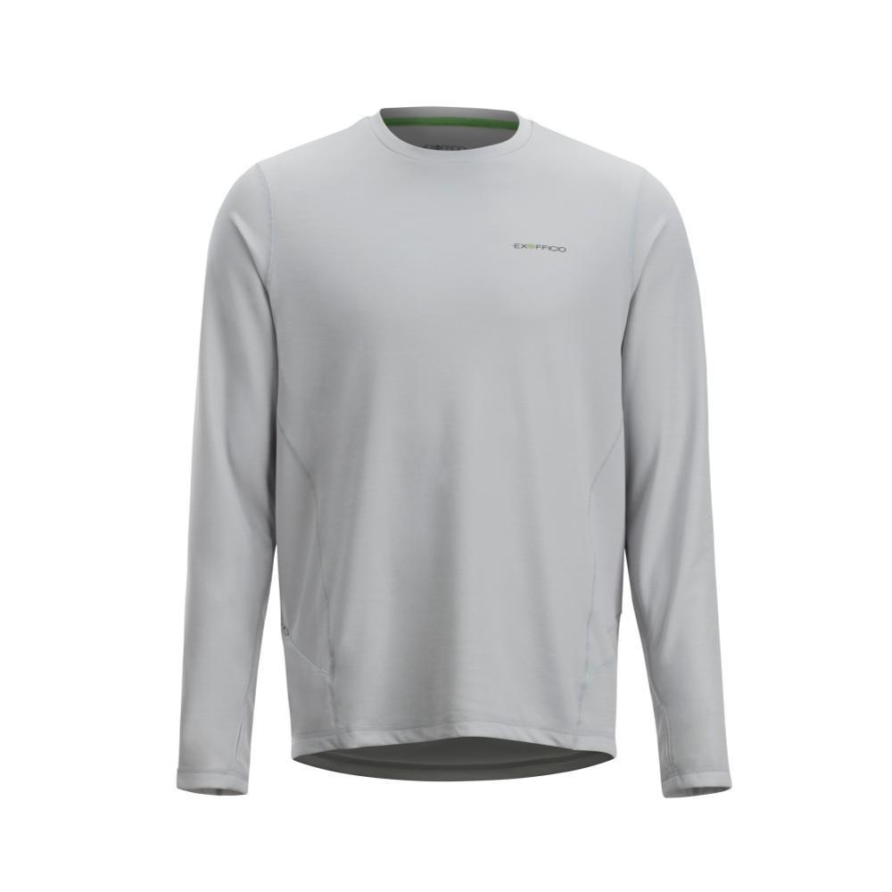 ExOfficio Men's Hyalite Long Sleeve Shirt OYSTER