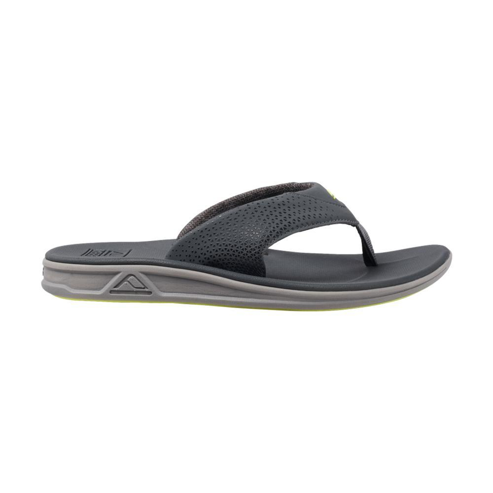 Reef Men's Rover Sandals GRY.LIM_GLI