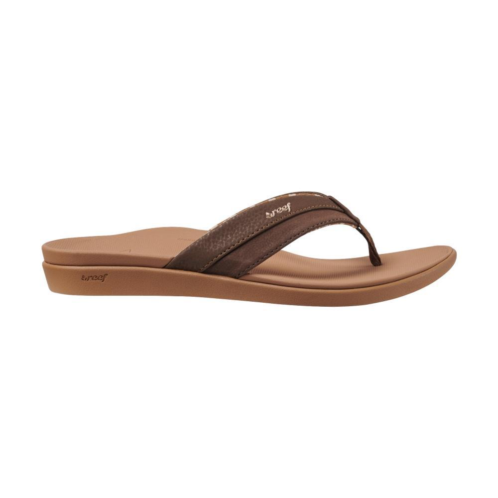 Reef Women's Ortho-Bounce Coast Sandals COFFEE_COF