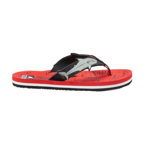 0119d1f41 ... Reef Kids Ahi Shark Sandals Red rsh