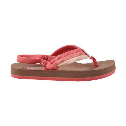b9963412c ... Reef Kids Little Ahi Beach Sandals Rspbry ras